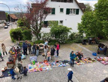 Kinderflohmarkt mit Kafibohne Mai 2019