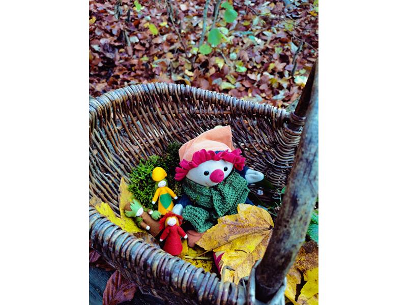 Wurzelkinder im Herbst